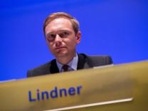 Bundesparteitag der FDP; Christian Lindner, FDP