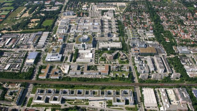 BMW-Innovationszentrum Pläne für den Münchner Norden