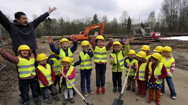 Bundeswehr-Kindergarten Erste Kita der Bundeswehr