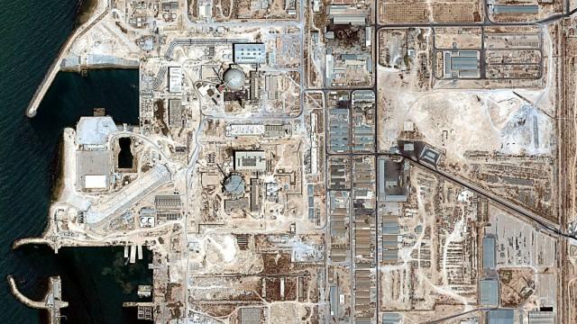 Kernkraftwerk Buschir