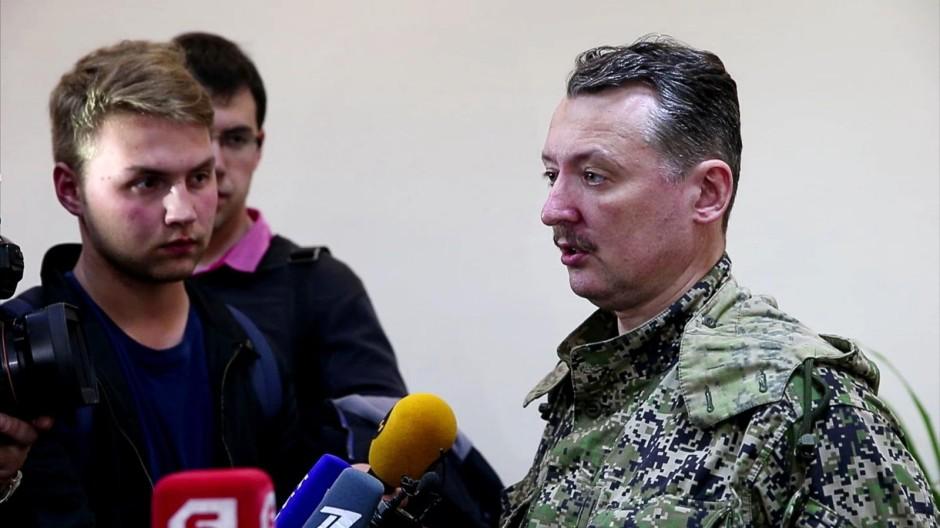 Ukraine im Umbruch Igor Strelkow, Kommandeur in der Ostukraine