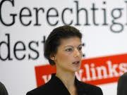 Sahra Wagenknecht, Linkspartei, dpa