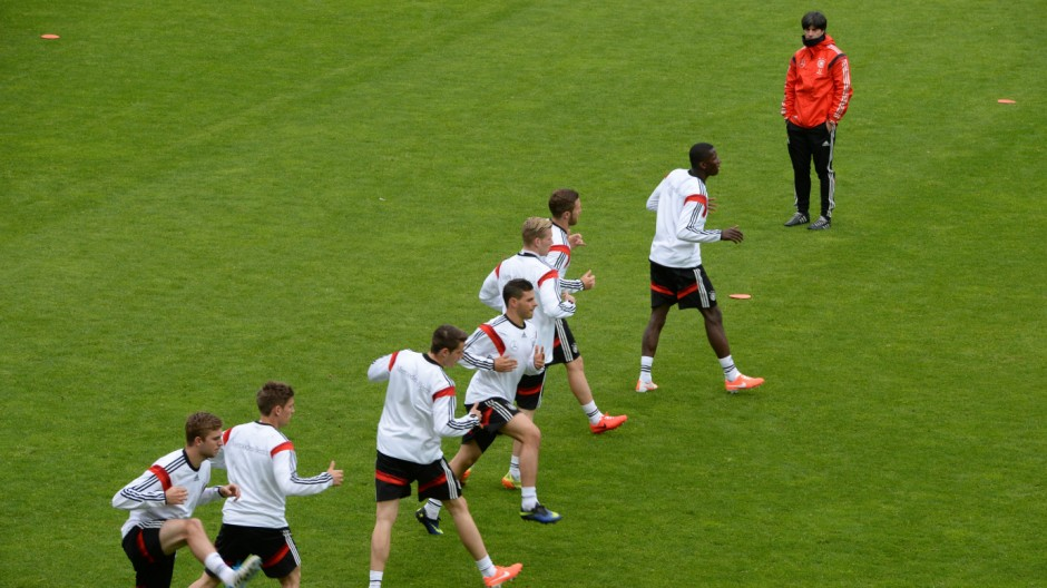 Training Nationalmannschaft