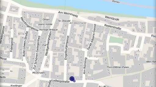 Universität Konstanz Heimweg-Hilfe für Studierende