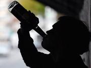 Alkohol unter Jugendlichen; ddp