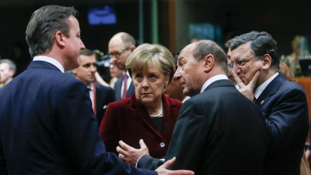 Brüssel Europa Politik EU Europawahl