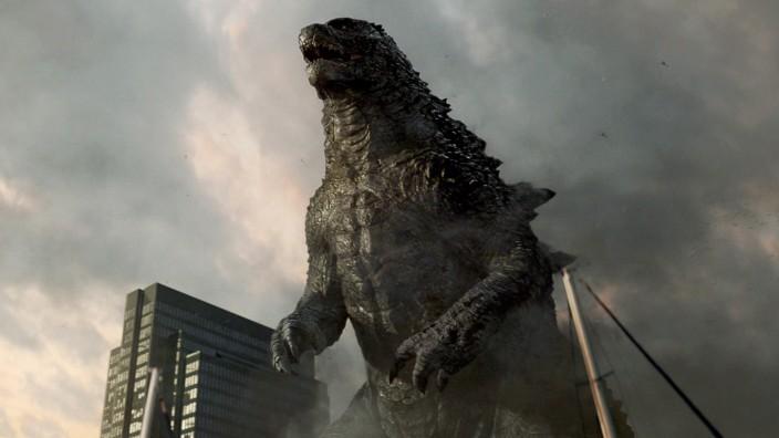 Kinostarts - 'Godzilla'