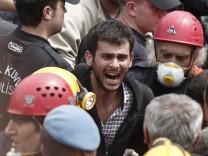 Grubenunglück in Soma in der Türkei