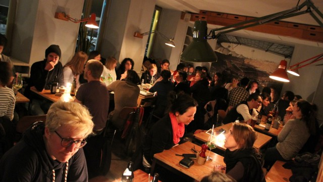 Bars Bar München 72