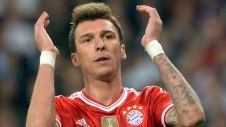 Mario Mandzukic FC Bayern DFB-Pokal