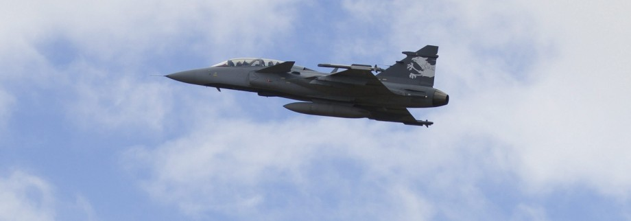 Swiss nationals vote on the purchase of fighter planes