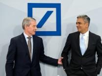 Deutsche Bank - Bilanz-PK