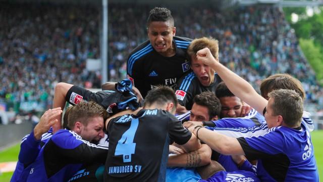 SpVgg Greuther Fuerth v Hamburger SV - Bundesliga Playoff Second Leg