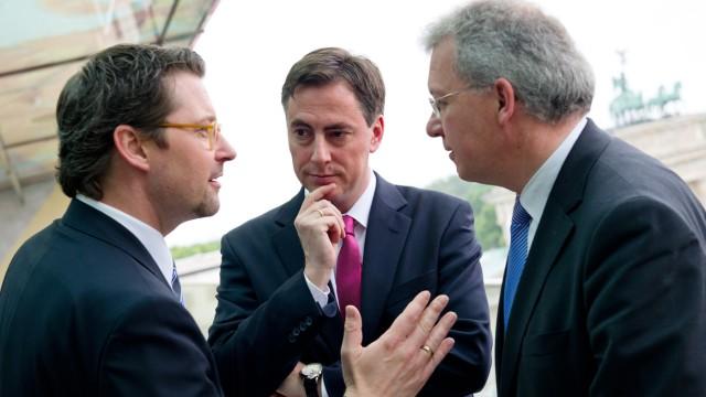 Wahlaufruf von CDU und CSU vorgestellt