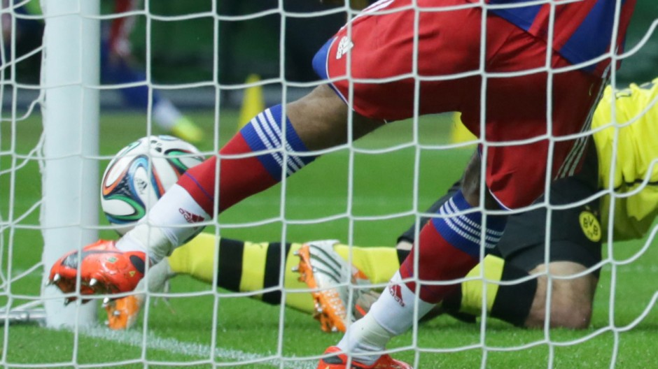 Borussia Dortmund FC Bayern München Dante DFB-Pokal