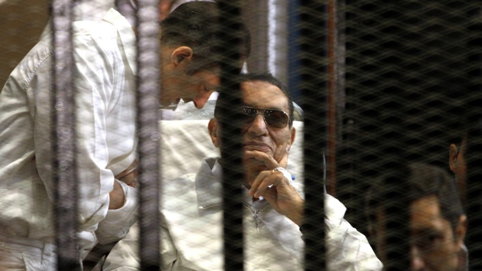 Trial of former Egyptian president Hosni Mubarak