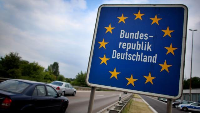 Themenpaket Europawahl  - Reisefreiheit