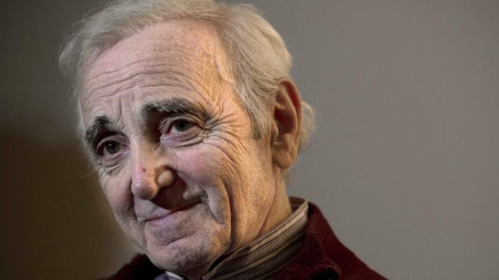 Charles Aznavour turns 90