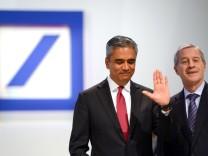 Deutsche Bank Hauptversammlung