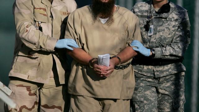 Guantanamo US-Gefangenenlager auf Kuba