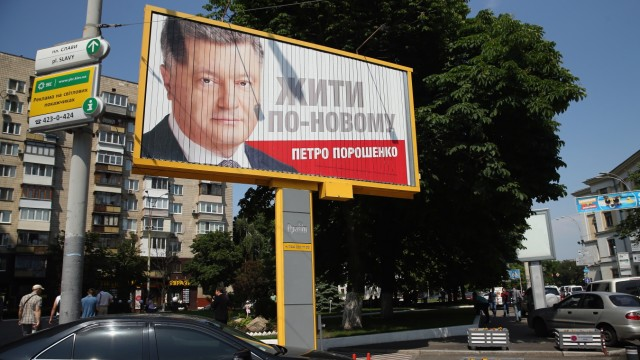 Daily Life In Kiev Ahead Of The Ukrainian Presidential Election