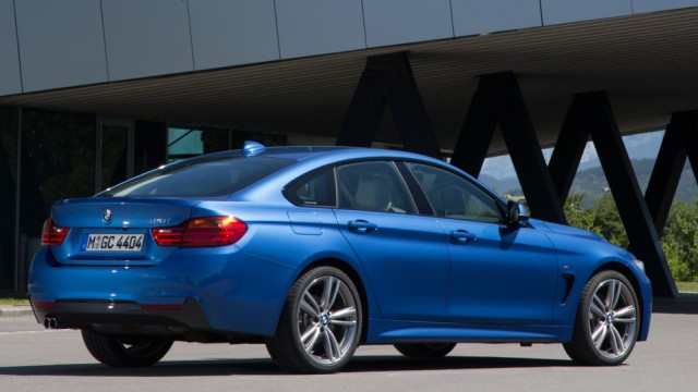 Das BMW Vierer Gran Coupé