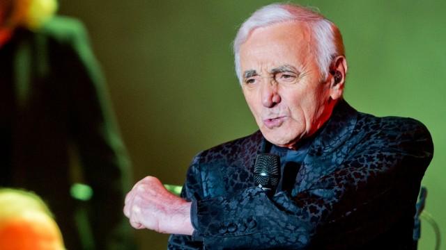 Charles Aznavour Konzert am 90. Geburtstag