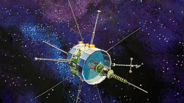 Raumsonde Raumsonde ISEE-3