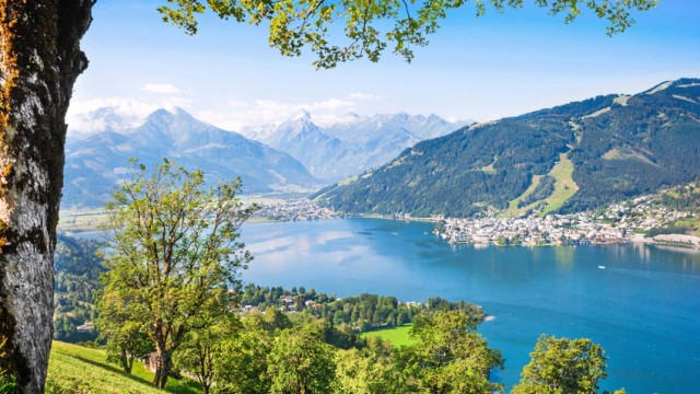 Reise-Knigge Araber in Zell am See