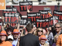 TTIP Proteste