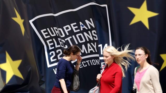 Preparations for EU parliament election in Belgium
