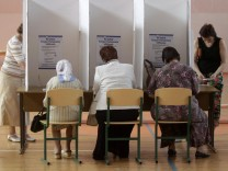 EU parliament election in Latvia
