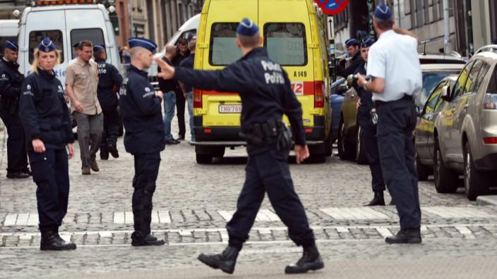 Three shot dead near Brussels Jewish Museum