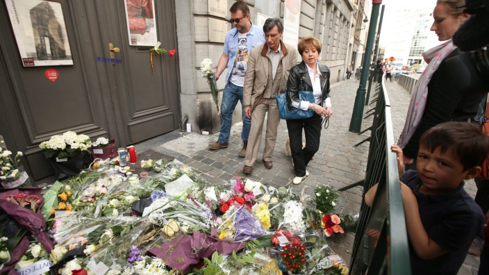 Shooting at Jewish museum in central Brussels