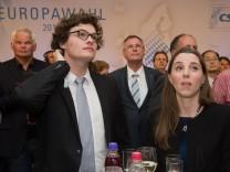 Europawahl 2014 - CSU
