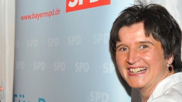 Europawahl 2014 in Deutschland - Wahlparty bayerische SPD