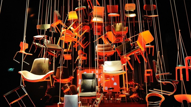 Temporary Museum For New Design  - 2012 Milan Design Week