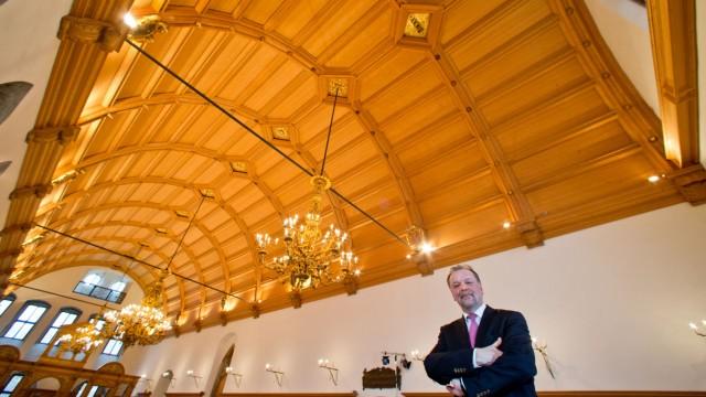 Bürgerbegehren für Historischen Rathaussaal
