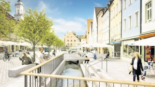 Freising Modellprojekt in Freising