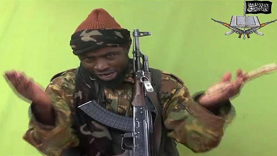 Boko-Haram-Führer Abubakar Shekau