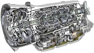 Mercedes 9G-Tronic Automatikgetriebe