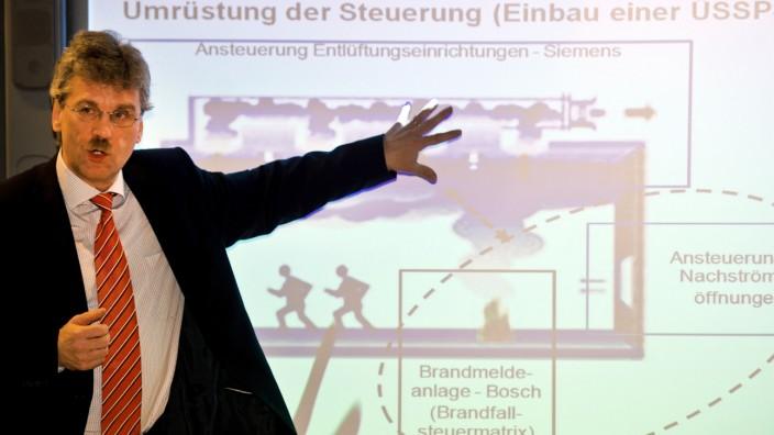 BER-Technikchef Jochen Großmann beurlaubt