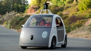 Das selbstfahrende Auto von Google