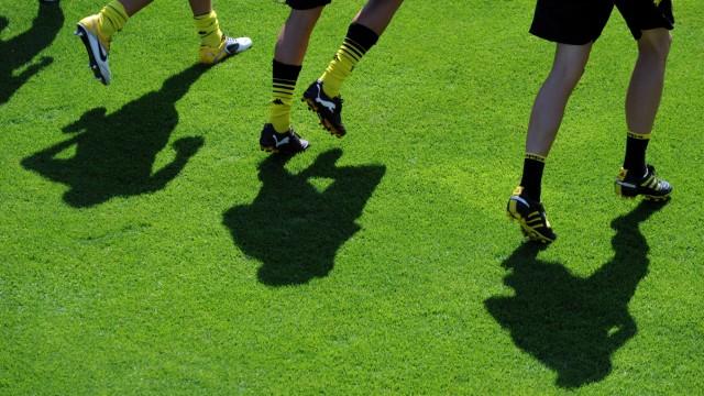 Trainingslager Borussia Dortmund in Bad Ragaz