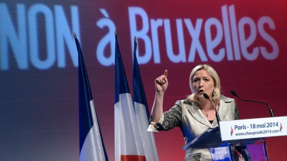 Europawahl Populisten in Europa