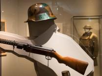 Ausstellung '1914-1918. Der Erste Weltkrieg'
