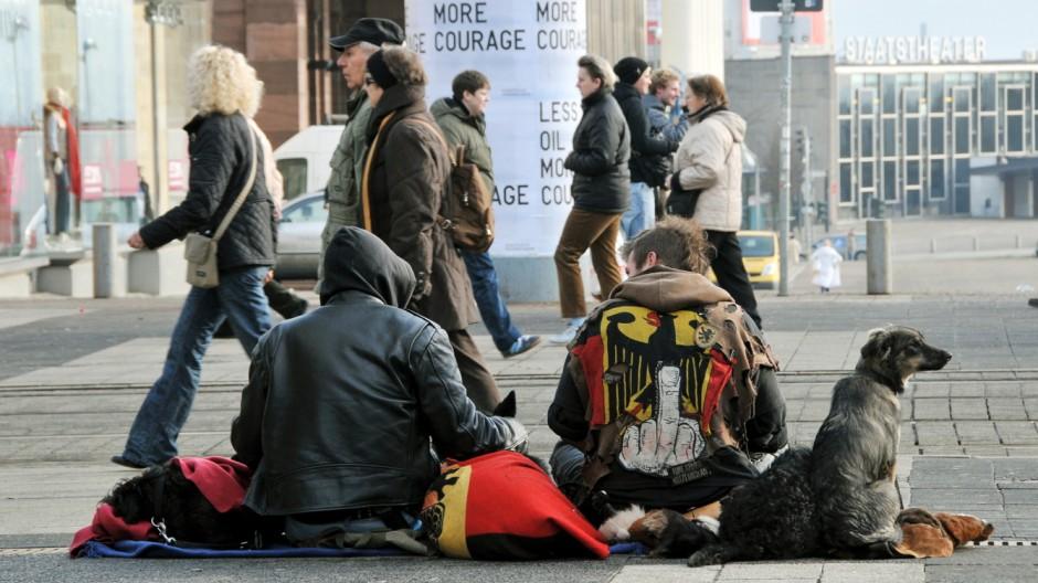 Viele junge Erwachsene von Armut bedroht