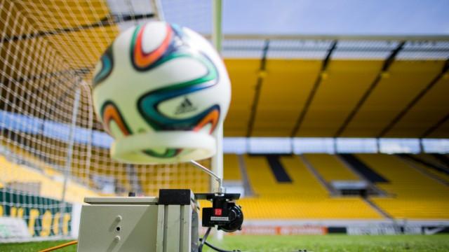 Torlinientechnologie 'GoalControl-4D'