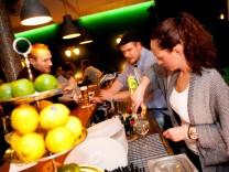 Bar ãTobis KitchenÒ, Reichenbachstraße 37, Barkolumne