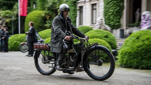 BMW-Motorrad beim Concorso d´Eleganza Villa D´Este